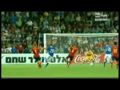Spain vs Italy 0-0 (7-6)  Highlights All Goals 27/06/13 HD FIFA Penalty Shootout