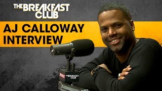 AJ Calloway Talks 106 & Park, Running Clubs In New York & More