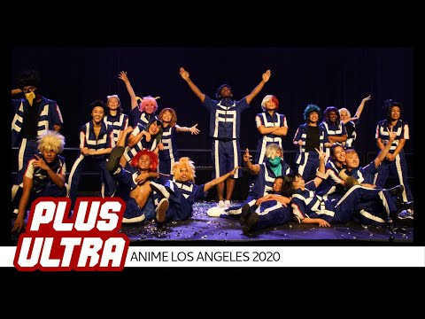 PLUS ULTRA! Boku no Hero Academia LIVE at Anime Los Angeles