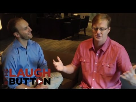 The Laugh Button Interview with Kurt Braunohler