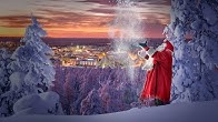Santa Claus presents  Welcome to Rovaniemi f8732b72a9a