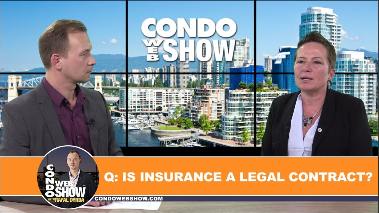 Is An Insurance Policy a Legal Contract? Find out if your condo insurance policy is binding