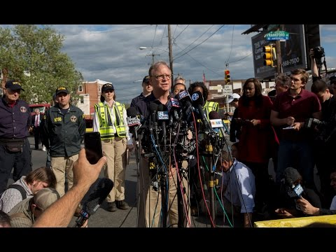"""On site briefing by NTSB Board Member Robert Sumwalt on Amtrak Train 188 Derailment in Philadelphia, PA 5/13/ 2015"