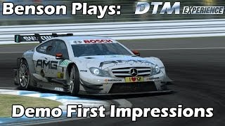 DTM Experience Demo - First Impressions