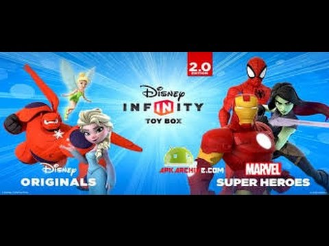disney infinity toy box 20 android apps youtube