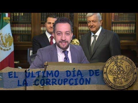 EL ÚLTIMO DÍA DE LA CORRUPCIÓN - EL PULSO DE LA REPÚBLICA