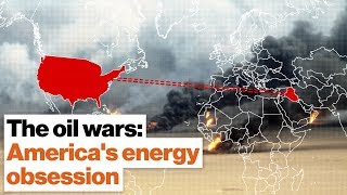 The oil wars: How America's energy obsession wrecked the Middle East