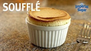 How To Make A Souffle By Chef Eddy Van Damme