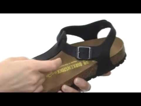 Birkenstock Kairo Oiled Leather Sku 7503962 Youtube