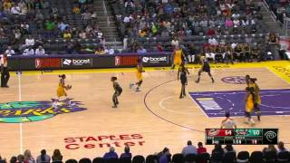 WNBA Recap: Tulsa Shock vs Los Angeles Sparks