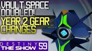 Vault Space Doubled | #59 Destiny The Show