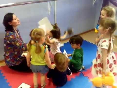 знакомство с пдд детский сад