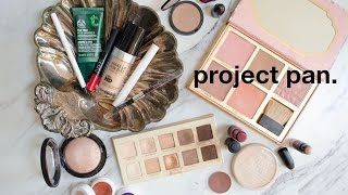 Finish 17 in 2017! Project Pan Intro | morerebe