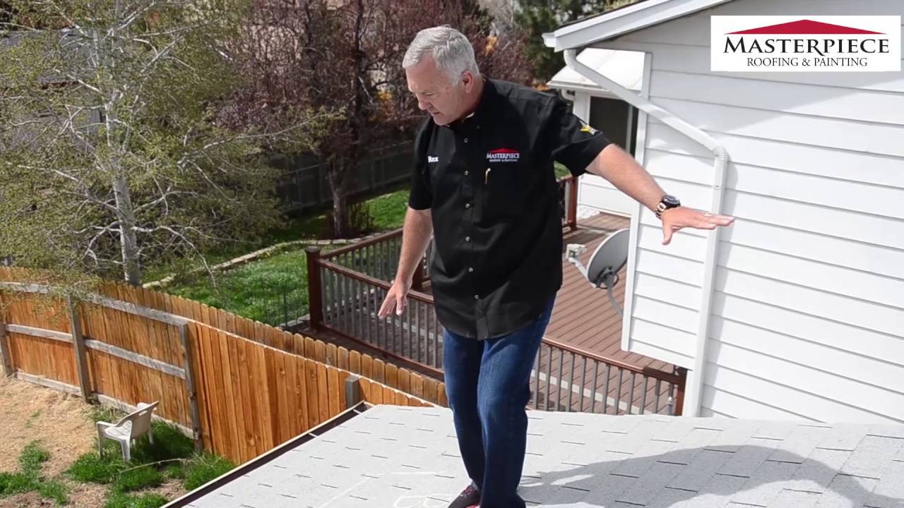 Roofer Denver CO | Roof Assessment with Insurance Adjuster - Masterpiece Roofing u0026 Painting & Roofer Denver CO | Roof Assessment with Insurance Adjuster ... memphite.com