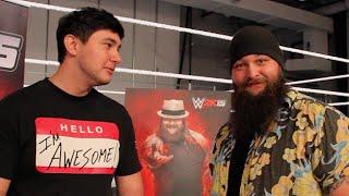 ChampChong vs Bray Wyatt! (WWE 2K15 + @WWEBrayWyatt)