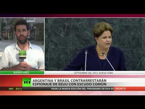 Brasil e Argentina estudam Defesa Cibernética conjunta (Esp.)