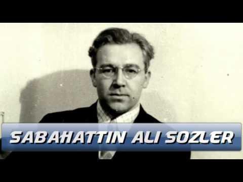 Sabahattin Ali Unutulmaz 20 Sözü