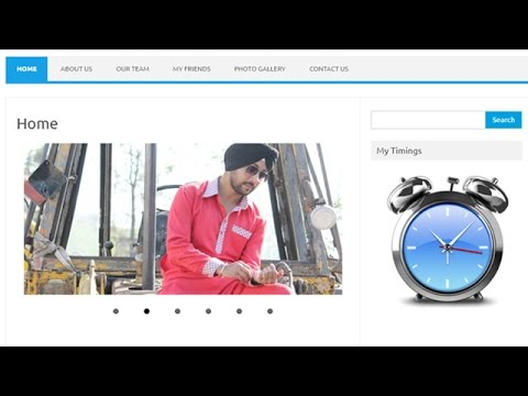 How to make Complete Website with Wordpress in just 1 Hour. (Hindi/Urdu)