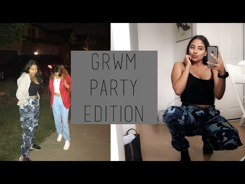 GRWM Party Edition ♡