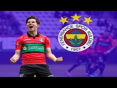 Ferdi kadioglu | goals, skills and assist | 2016/17 |  n.e.c