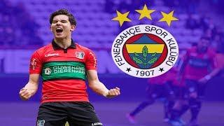 Ferdi Kadioglu | Goals, skills and Assists | 2016/17 | Welcome to Fenerbahçe SK