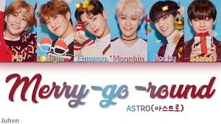 [3.58 MB] ASTRO (아스트로) - 'Merry-go-round (Christmas Edition)' LYRICS [HAN|ROM|ENG COLOR CODED] 가사