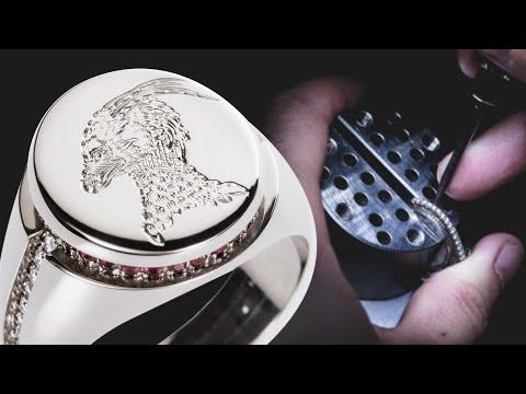 Making A Signet Ring