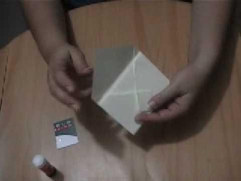 Sobre De Origami Para Regalar Dinero A Los Novios Youtube