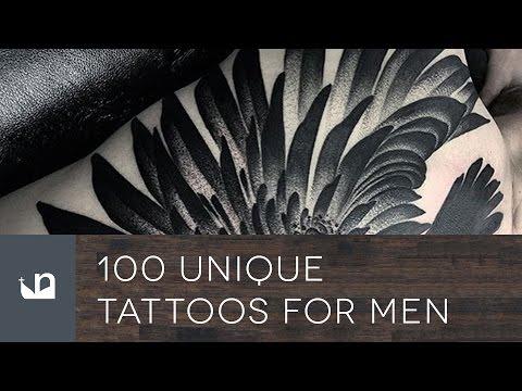 100 Unique Tattoos For Men