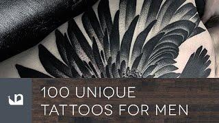 Video 100 Unique Tattoos For Men download MP3, 3GP, MP4, WEBM, AVI, FLV Mei 2018
