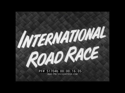 24 HOURS OF LEMANS  1953  GREG CUNNINGHAM  JAGUAR RACING 51704b