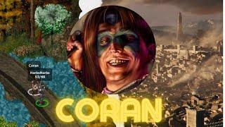 What has Coran been up to since the original Baldur's Gate games? screenshot 5