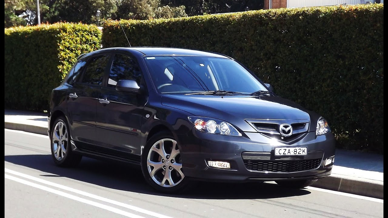 2007 Mazda 3 SP23 Hatchback 6spd Manual $14,888.00