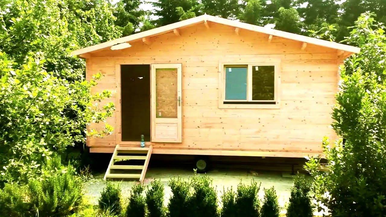 Case mobili in legno luca venturini villafranca in - Case in legno mobili ...
