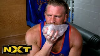 Curt Hawkins is left speechless after his clash with Aleister Black: NXT Exclusive, May 24, 20..