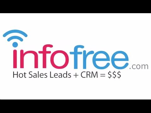 How to Target Business Leads with infofree.com