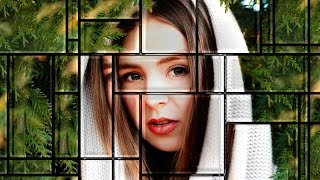 Photoshop Tutorial: How to Create a Glass Block, Mosaic Portrait