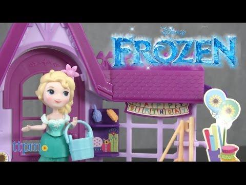 Disney Frozen Little Kingdom Birthday Gift Shop From Hasbro