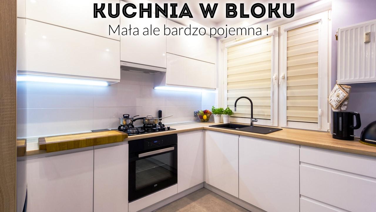 Jak urządzić małą kuchnie  Kuchnia na wymiar  Avangarda   -> Kuchnia W Bloku Zdjecia