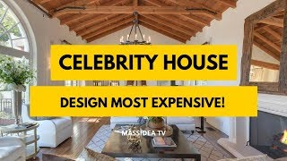 50+ Awesome Celebrity House Design Ideas Most Expensive!