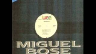 You Live In Me (Extended Version) - Miguel Bosé