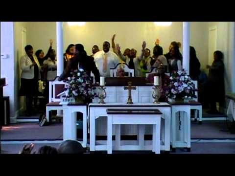 Harris Temple COGIC Choir