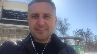 Трансляция с избирательного участка Иркутска