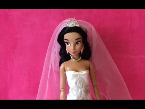 Jasmine Wedding Dress - Jasmine From Aladdin Movie Wedding Scene ...