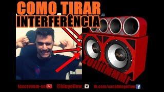 COMO TIRAR INTERFERÊNCIA DO MOTOR NO SOM - KING OF LOW