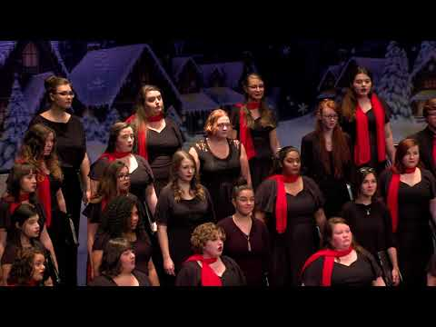 Mansfield University 2017 Holiday Choral concert