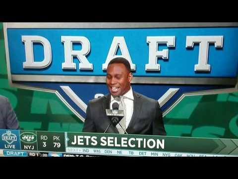 Tony Richardson Can't Spell Jets J.E.T.E JETS