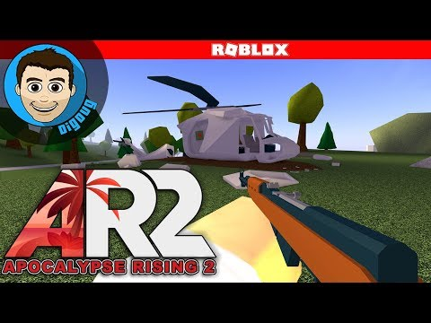 ROBLOX APOCALYPSE RISING 2 IS HERE! AR2 ON ROBLOX IS AWESOME!