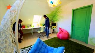 Дизайн спальни на мансардном этаже - Дача 15.03.2014(Программа