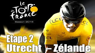 Tour de France 2015 [One/PS4]  | Etape 2 : Utrecht - Zélande [HD] [Fr]